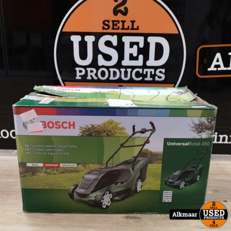 Bosch Universal Rotak 450 grasmaaier | NIEUW in doos!