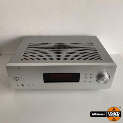 Pioneer SX-20-S 4 kanaals receiver   ZGAN!