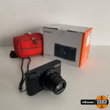 Sony SONY DSC-HX80 Zwart | Compleet in doos!