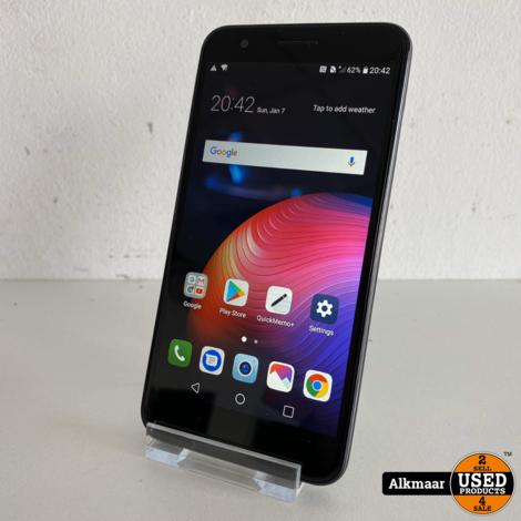 LG K11 2GB Zwart | Nette staat