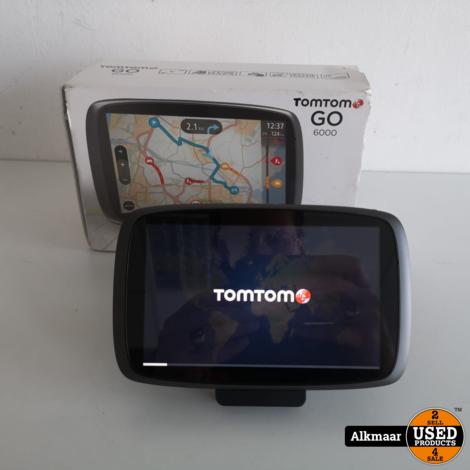 TomTom Go 6000 Europa | nette staat