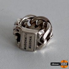Buddha to Buddha Buddha To Buddha Nathalie ring   16   incl pouch