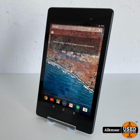 Asus Nexus 7 32GB | Gebruikt