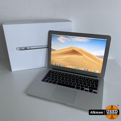 Apple Macbook Air 13 2017 | Core i5 | 8GB | 128SSD | 82 accucycli