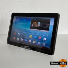 Samsung Samsung Galaxy Tab 10.1 16gb zwart   Nette staat