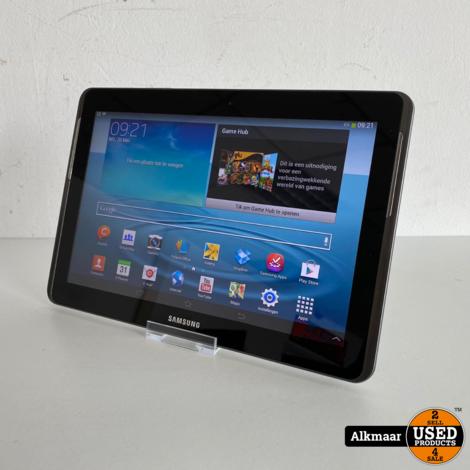 Samsung Galaxy Tab 10.1 16gb zwart   Nette staat