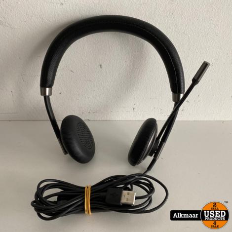 Plantronics C725 USB-headphone | Nette staat