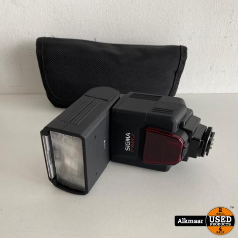 Sigma EF-610 DGST Flitser | In tas
