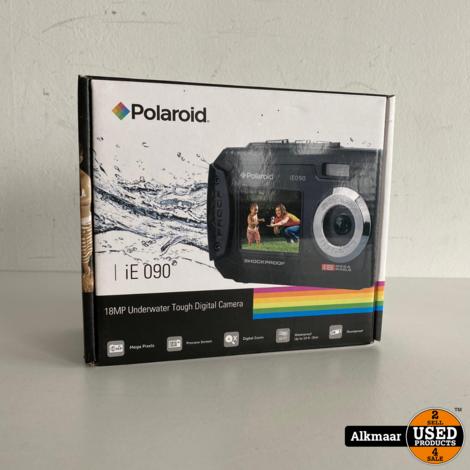 Polaroid iE090 Underwater Camera | RED | ZGAN