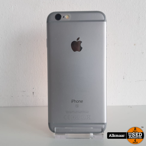 Apple iPhone 6S 64Gb Space Grey | Nette staat