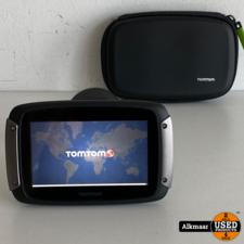 Tomtom TomTom Rider 450 Europa Motor/Auto navigatie   Nette staat!