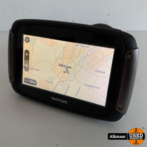 TomTom Rider 450 Europa Motor/Auto navigatie   Nette staat!