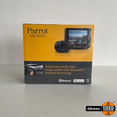 Parrot MKi9200 Bluetooth carkit   NIEUW in SEAL!