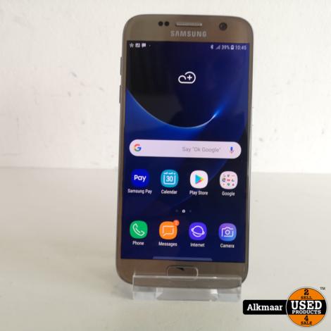 Samsung Galaxy S7 32GB Gold | Nette staat