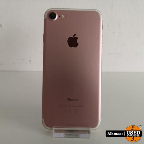 Apple iPhone 7 32GB Roze | In nette staat!