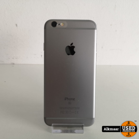 Apple iPhone 6S 64GB Space Grey | Nette staat!