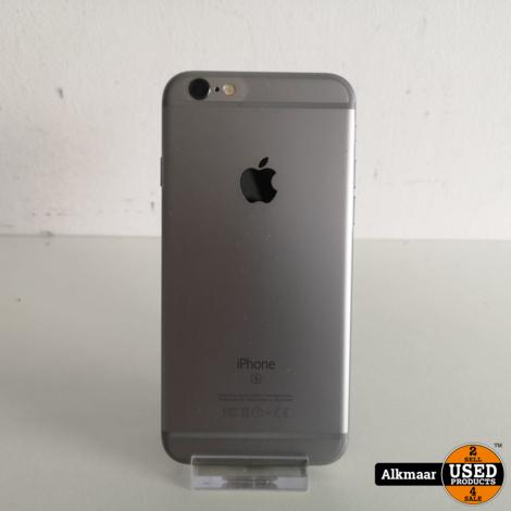 Apple iPhone 6S 64GB Space Grey | Nette staat!