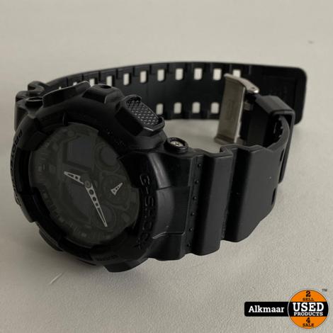 Casio G-shock GA-100 5081 herenhorloge | Gebruikt