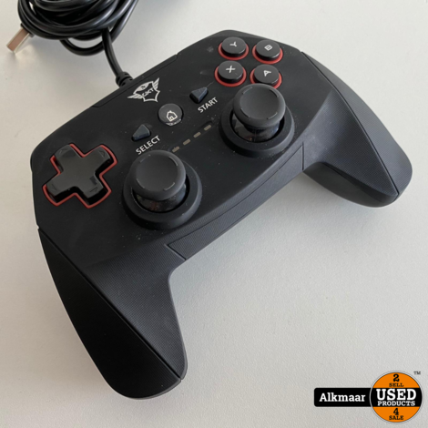 Trust Yula GTX 540 Wired controller PC/Ps3