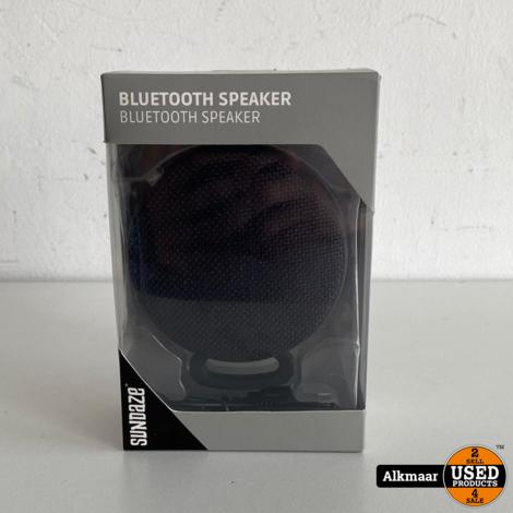 Sundaze Bluetoothspeaker | Ongebruikt in doos
