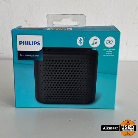Philips BT55B/00 bluetoothspeaker | NIEUW