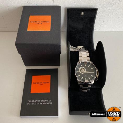 Giorgio Fedon GFBA005 Automatische horloge