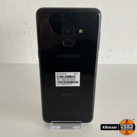 Samung Galaxy A8 32GB Zwart | Nette Staat