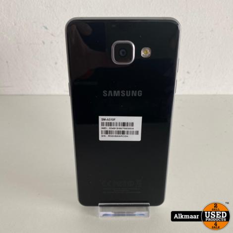 Samsung galaxy A5 2016 32GB Zwart | Nette Staat