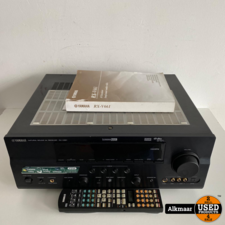 Yamaha Yamaha RX-V661 Receiver + afstandsbediening | 7.1