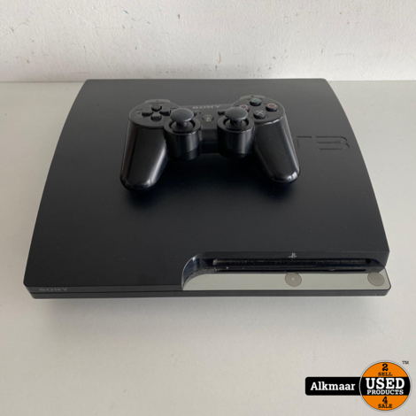 Sony Playstation 3 slim 160GB + controller