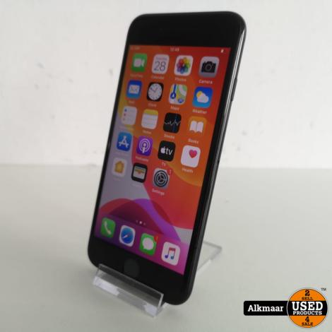 Apple iPhone 7 128Gb zwart Jet Black   Nieuwe batterij