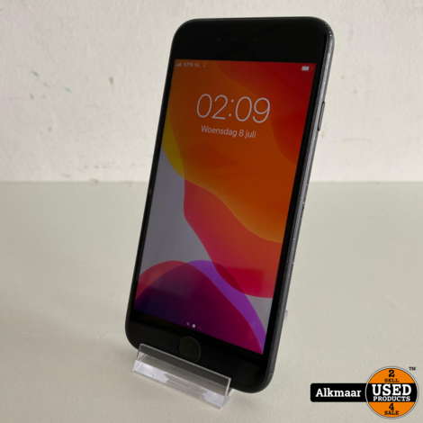 Apple iPhone 7 32Gb zwart  | Nieuwe batterij