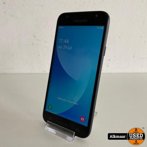 Samsung galaxy J3 2017 16GB zwart | nette staat