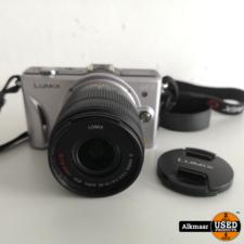 panasonic Panasonic Lumix DMC-GF2 Systeemcamera + lens