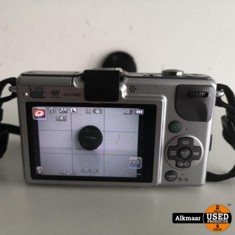 Panasonic Lumix DMC-GF2 Systeemcamera + lens
