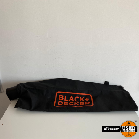BLACK+DECKER Bladblazer GW2500 | Zeer nette staat
