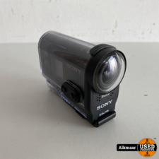 Sony Sony Exmor R Steady shot HDR-AS30V Action Cam | Wifi | Incl case
