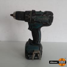 Makita Makita DDF470 Boormachine 14.4V + 5ah accu