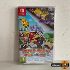 Nintendo Nintendo Switch Paper Mario The Origami King   NIEUW in SEAL!