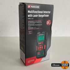 Parkside Multifunctional Detector + laser