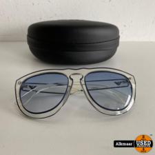 Emporio Armani EA9572/s 55-18 zonnebril   Zeer nette staat