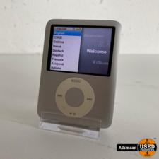 Apple Apple iPod Nano 4GB Zilver | Gebruikt
