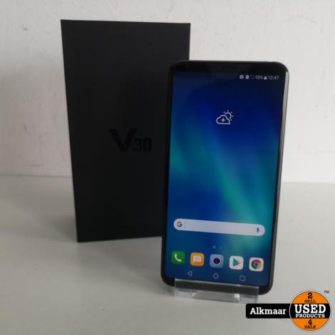 LG V30 64GB Blauw | absolute nieuwstaat | In doos