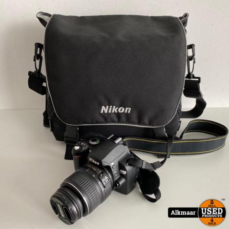 Nikon D40x + 18-55mm lens | Nette staat