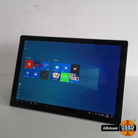 Microsoft Surface Pro 5 Zilver   Core i5   8GB   256SSD   nette staat
