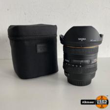 Sigma 10-20mm 1:4-5.6 DC HSM lens | Incl pouch | Canon
