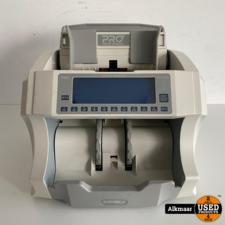Pro Intellect Technology Pro Mix Euro Geldtelmachine | Nette staat!