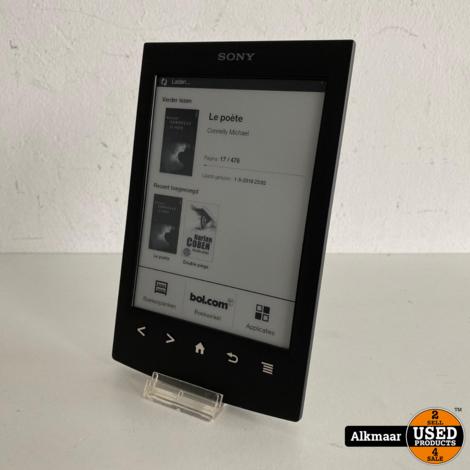 Sony SPR-T2N E-Reader   Gebruikt