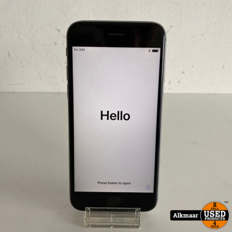 Apple iPhone 6s 64GB Space gray | Gebruikt
