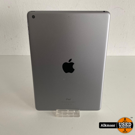 Apple iPad 6e Gen 2018 32GB Space Grey | Zeer nette staat!